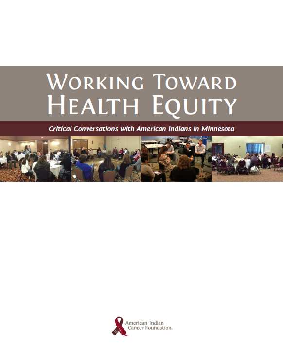 Working Toward Health Equity